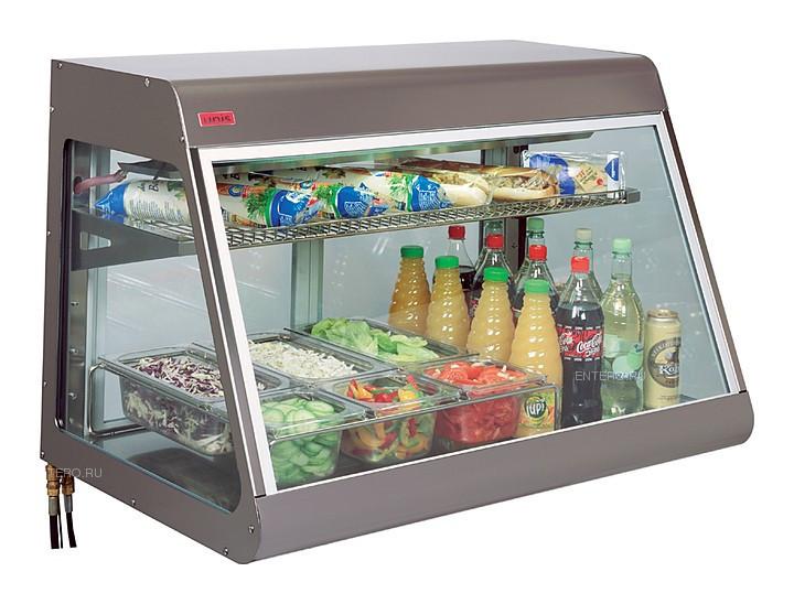 Витрина холодильная UNIS Bighorn Remote 1000