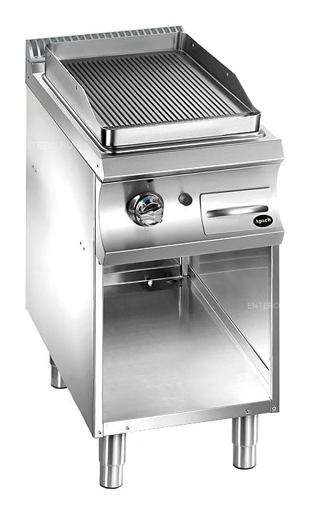 Сковорода открытая газовая Apach Chef Line GLFTG49ROS