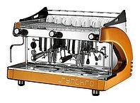 Кофемашина Royal Synchro 3GR Lever Dispensing Boiler 21LT оранжевая
