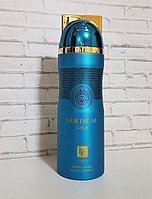 Дезодорант ОАЭ VERTICAL AZUR (Versace Eros), 200 мл, фото 1