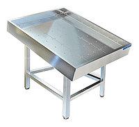 Стол производственный для выкладки рыбы на льду Техно-ТТ СП-612/1100А