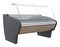 Витрина холодильная Carboma G110 SM 1,25-1-1 (ВХС-1,25 G110) (статика, выносной агрегат)