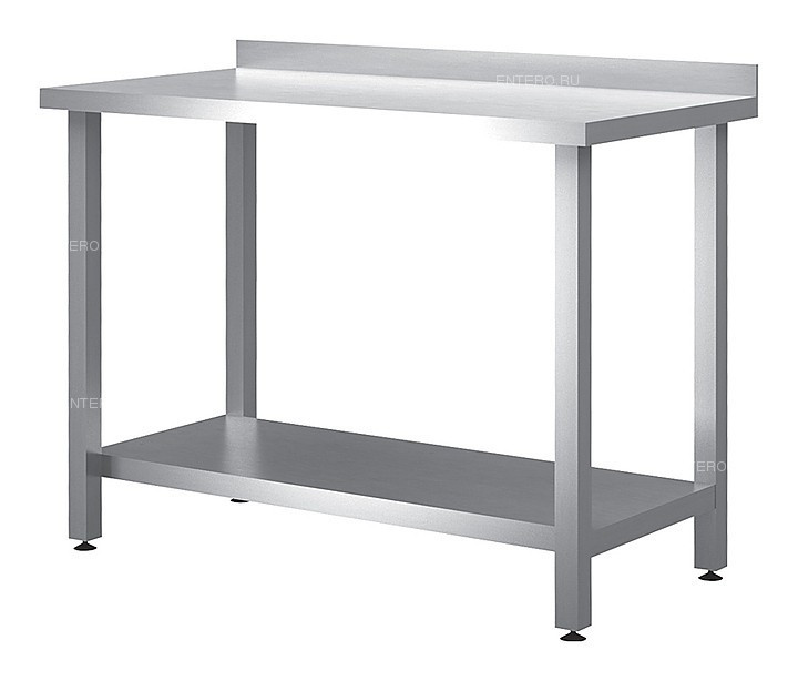 Стол производственный Cryspi СРПН Э1 СП 1300х600х850