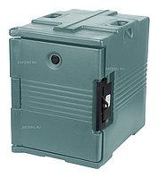 Термоконтейнер Cambro UPC400 401 синевато-серый
