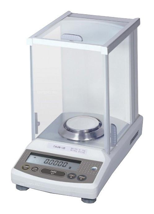 Весы лабораторные CAS CAUY-120