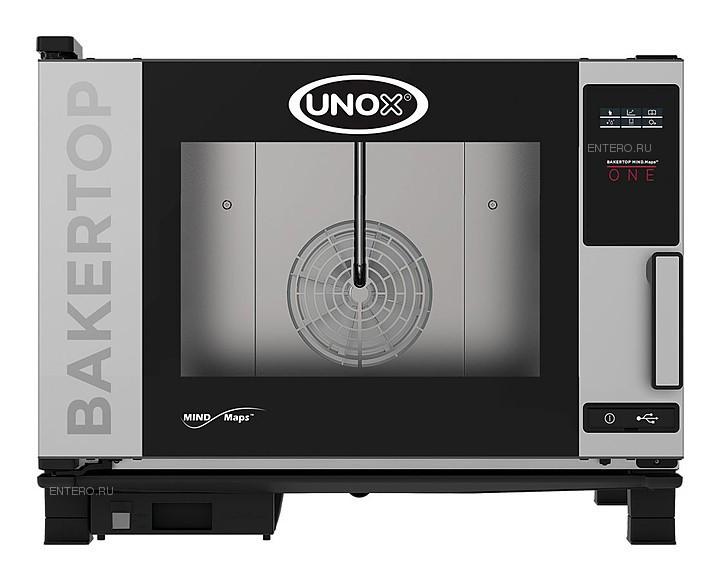 Пароконвектомат UNOX XEBC-04EU-E1R