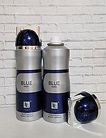 Дезодорант ОАЭ BLUE MEN (ANTONIO BANDERAS Blue Seduction), 200 мл