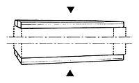 Модуль теплоизоляции для печи OEM-ALI WPC 7610