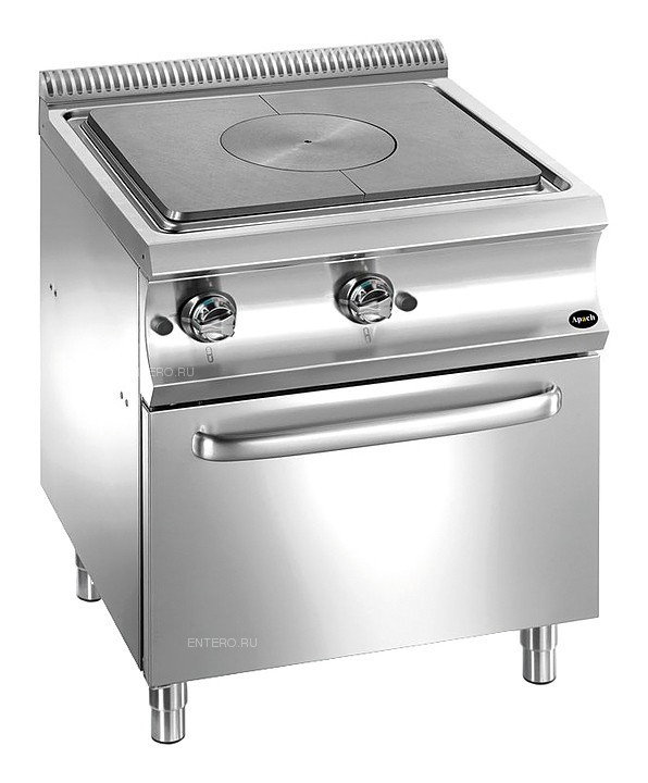 Плита газовая Apach Chef Line GLRSTG89FE