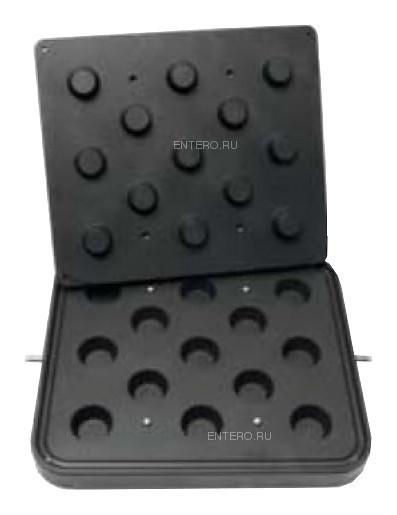 Форма для тарталетницы Kocateq DHTartmatic Plate 35