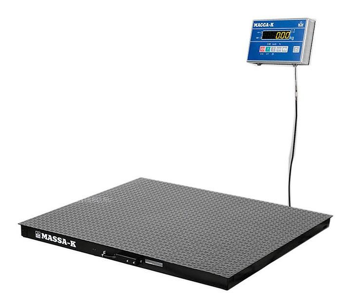 Весы напольные МАССА-К 4D-PM-2-1500-AВ