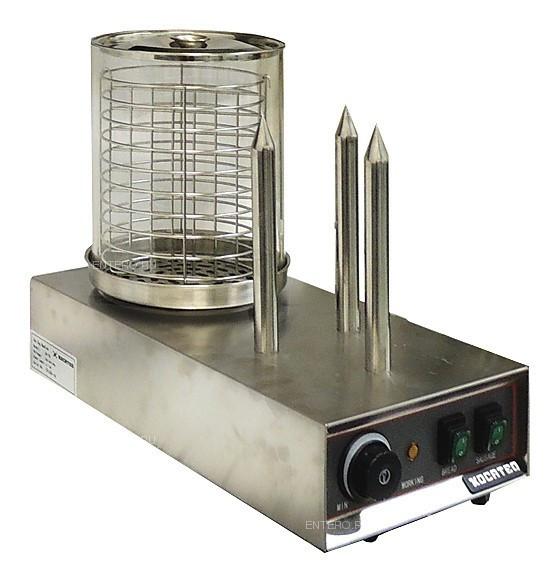 Аппарат для хот-догов Kocateq HDT3G