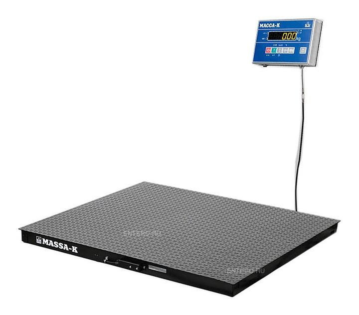 Весы напольные МАССА-К 4D-PM-2-1000-AВ