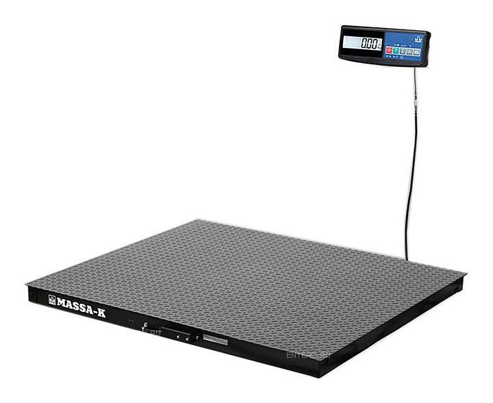 Весы напольные МАССА-К 4D-PM-2-1000-A