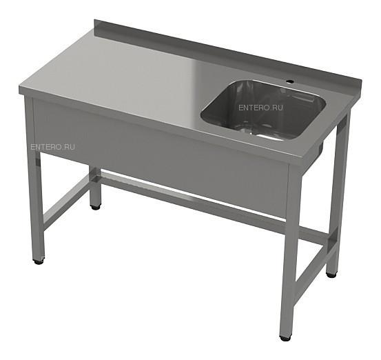 Ванна моечная iRon ВМ1P 1600*600*850