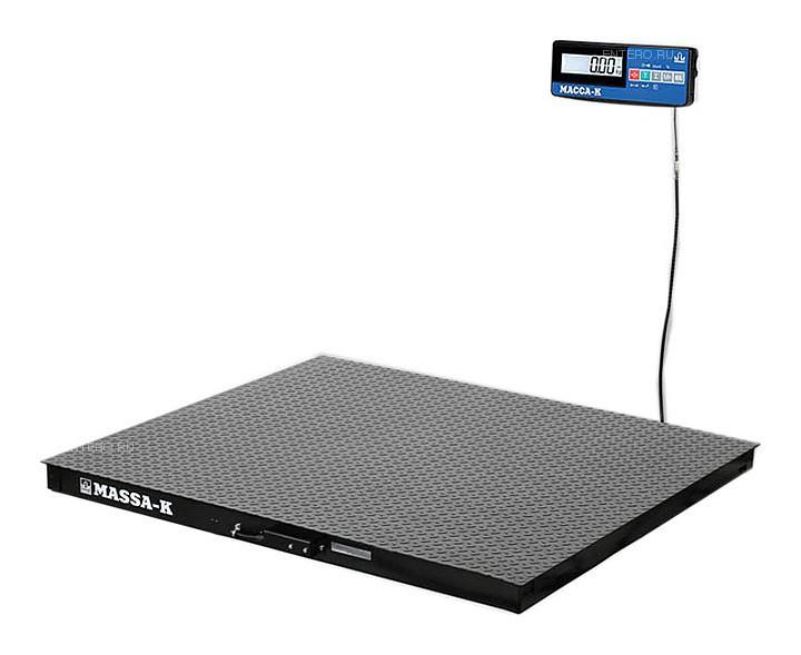 Весы напольные МАССА-К 4D-PM-2-500-A(RUEW)