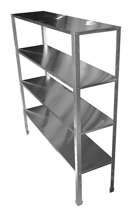 Стеллаж кухонный VIATTO СТК-1200/500-ЮТ