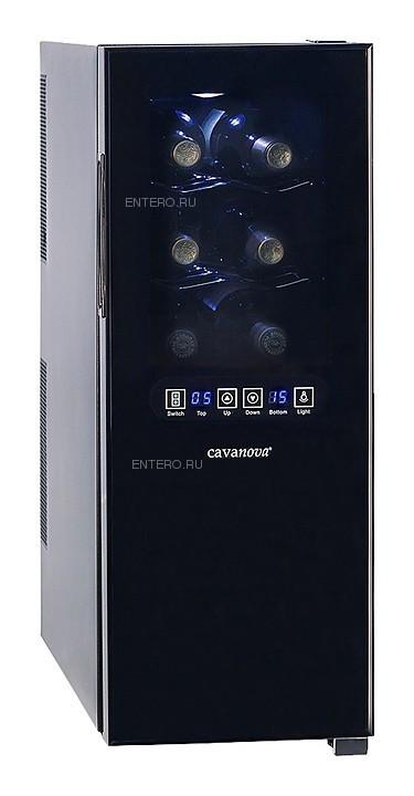 Винный шкаф Cavanova CV012-2T