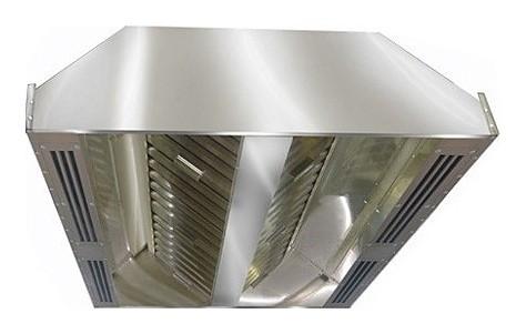 Зонт вытяжной ITERMA ЗВЦ-1200х1200х450