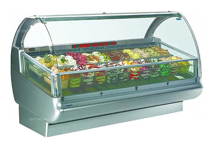 Витрина для мороженого ISA Gelatoshow 2 220 RV