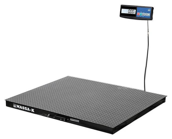 Весы напольные МАССА-К 4D-PМ-1-500-A
