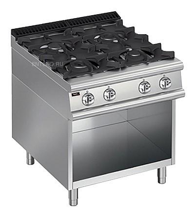 Плита газовая Apach Chef Line LRG87OS PLUS