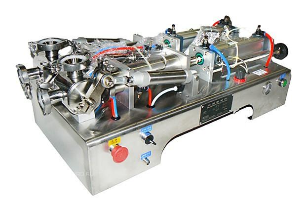 Дозатор поршневой Foodatlas Y2WTD Pro (50-500 мл)