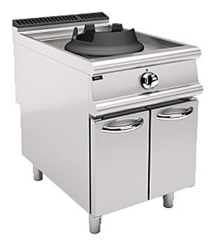 Плита газовая WOK Apach Chef Line LRWG67PCS