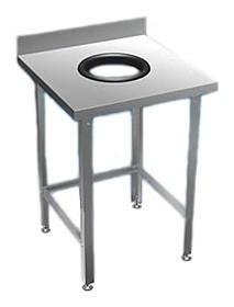Стол для сбора отходов ТТМ ССО1-060/6-21