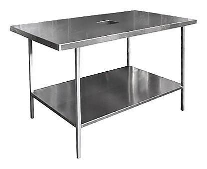 Стол для хлеборезки Пищевые Технологии СРОх-1500х800х900