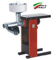 Электрическая шнековая соковыжималка NEW OMRA OM-2830-E (400 кг в час) профессиональная напольная