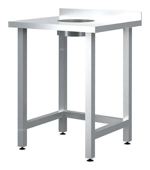 Стол для сбора отходов Cryspi Chef ССО 7/7