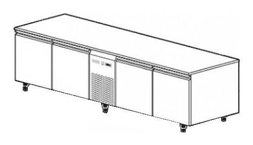 Стол холодильный Gemm THM/220S (внутренний агрегат)