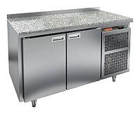 Стол холодильный HICOLD GN 11/TN камень (внутренний агрегат)