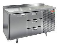 Стол холодильный HICOLD GN 13/TN (внутренний агрегат)