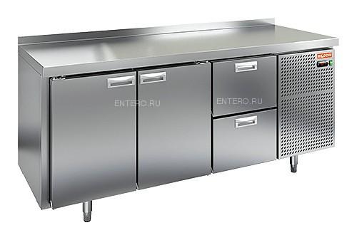 Стол холодильный HICOLD GN 112/TN (внутренний агрегат)