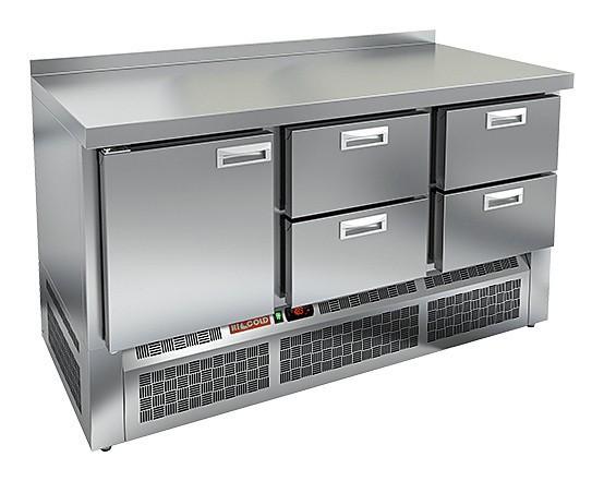 Стол холодильный HICOLD GNE 122/TN (внутренний агрегат)