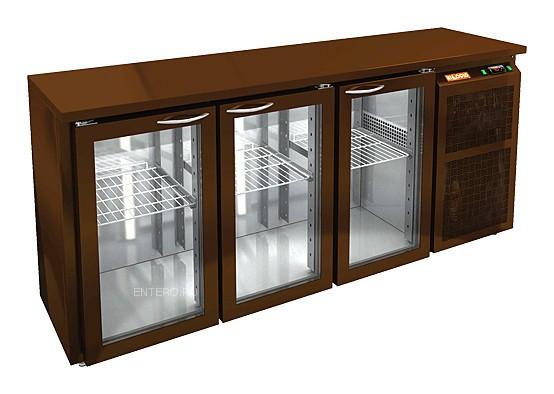 Стол холодильный барный HICOLD BNG 111 BR2 HT BAR (внутренний агрегат)
