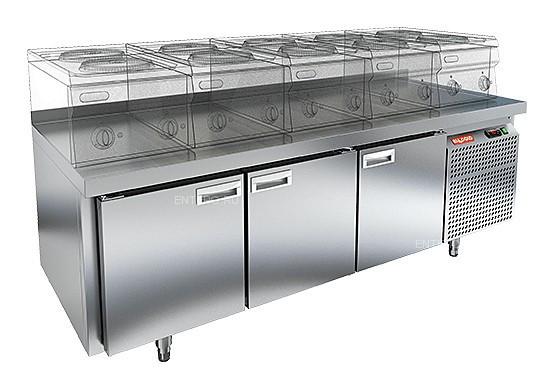 Стол холодильный HICOLD SN 111/TN LT (внутренний агрегат)