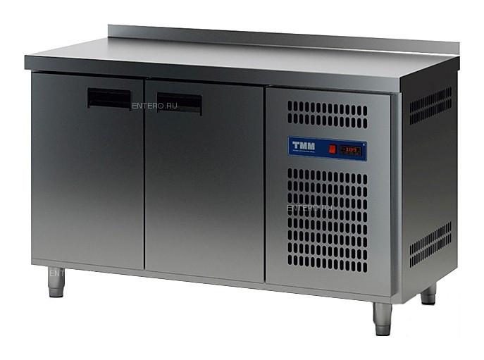 Стол холодильный ТММ СХСБ-2/2Д (1390x600x870) (внутренний агрегат)