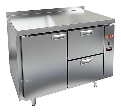 Стол холодильный HICOLD GN 12/TN P (выносной агрегат)