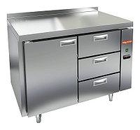 Стол холодильный HICOLD SN 13/TN P (внутренний агрегат)