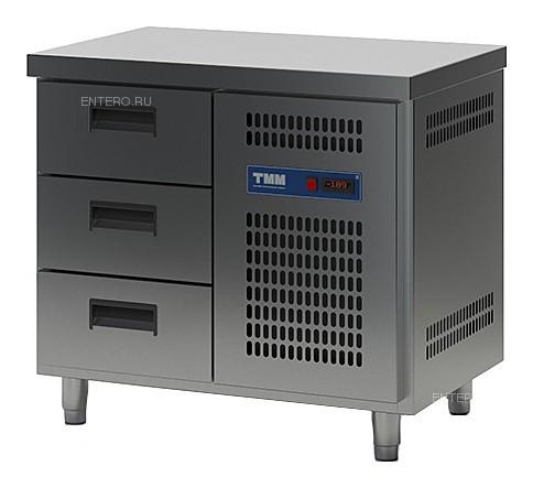 Стол холодильный ТММ СХСБ-1/3Я (945x700x870) (внутренний агрегат)