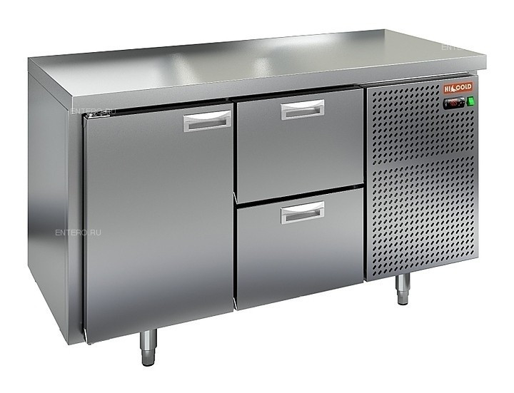Стол морозильный HICOLD GN 12/BT O (внутренний агрегат)