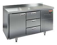 Стол морозильный HICOLD GN 13/BT (внутренний агрегат)