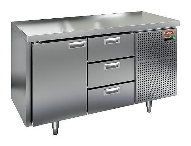 Стол морозильный HICOLD GN 13/BT O (внутренний агрегат)