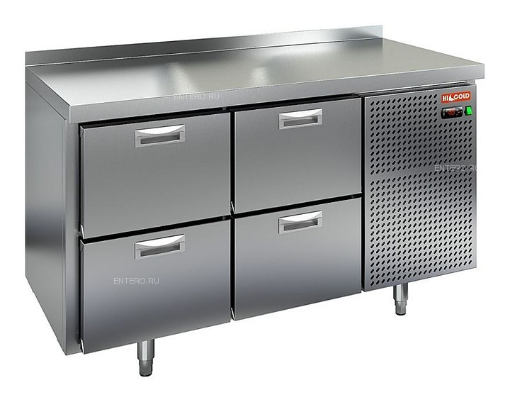 Стол морозильный HICOLD SN 22/BT (внутренний агрегат)