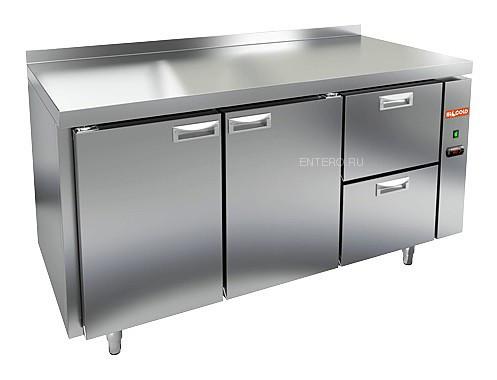Стол морозильный HICOLD GN 112/BT P (выносной агрегат)