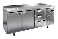 Стол морозильный HICOLD GN 113/BT (внутренний агрегат)