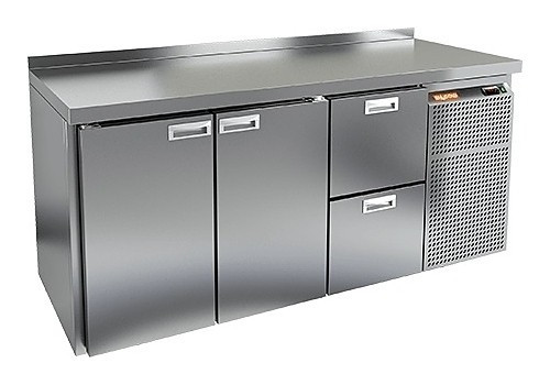 Стол морозильный HICOLD GN 112 BR2 BT (внутренний агрегат)